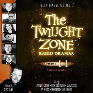 The Twilight Zone Radio Dramas, Volume 11 cover art