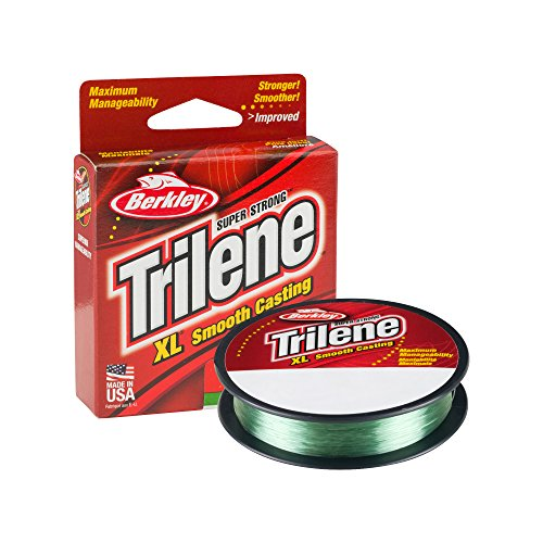 Berkley Trilene XL Smooth Casting Monofilament...