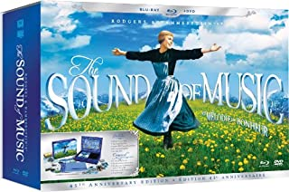 The Sound of Music (Limited Edition Collector's Set) [Blu-ray] (Bilingual) (B00429MLQ6) | Amazon price tracker / tracking, Amazon price history charts, Amazon price watches, Amazon price drop alerts