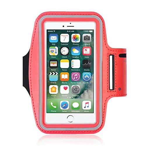 N-B Sports Running Funda Protectora para teléfono móvil para iPhone 11 Pro MAX 11 Bolsa Deportiva Bolsa de Brazalete Bolso de Mano Ajuste de Brazalete de teléfono Inteligente Llave de Auricular