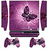 Skin Sticker for PS3 Playstation 3 DualShock 3 Decals Custom Cover Cases Modding