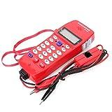 NF-866Testeur de Câble et de Téléphone Télécommunications Vérification Code DTMF Détection...