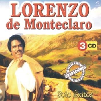 Lorenzo De Monteclaro - Sólo Éxitos