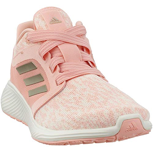 adidas Womens Edge Lux 3 Running Sneakers Shoes - Pink - Size 5.5 B