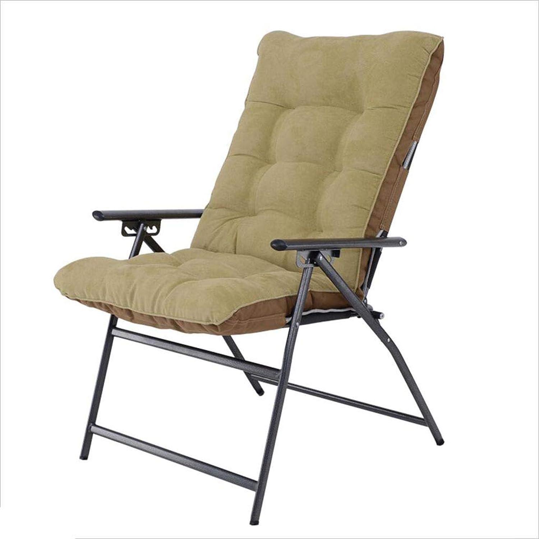 QZ HOME Stühle, Moderner Minimalismus Bequem Und Weich Pp Baumwolle Kann Falten Gestapelt Sechs Farben Computer Chaiselongue (Farbe   4)