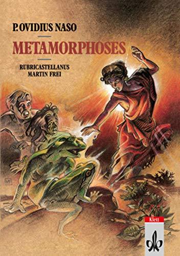 Metamorphoses - selectae, Text: Scriptores antiqui Romani imaginibus ornati