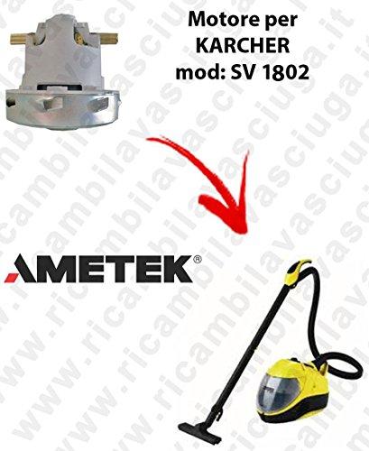 Motor ametek de aspiración para aspiradora Karcher SV 1802