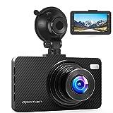APEMAN Dashcam Full HD 1080P Autokamera 3.0' Bildschirm mit 150¡ã Weitwinkelobjektiv, WDR,...
