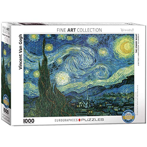 EuroGraphics- Puzzles, EUROPZ-1204, Multicolore
