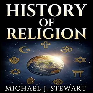 History of Religion cover art