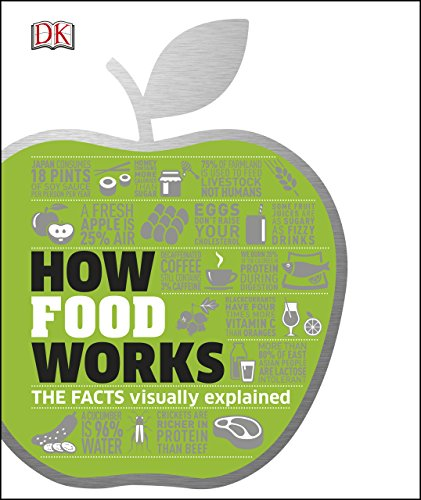 How Food Works: The Facts Visually Explained (Dk) (English Edition)