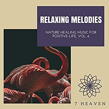 Relaxing Melodies - Nature Healing Music For Positive Life, Vol. 6