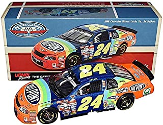 AUTOGRAPHED 1998 Jeff Gordon #24 DuPont ATLANTA RACED WIN (2018 NASCAR Classics) Hendrick Motorsports Signed Collectible Lionel 1/24 Scale NASCAR Diecast Car with COA (#315 of only 524 produced)