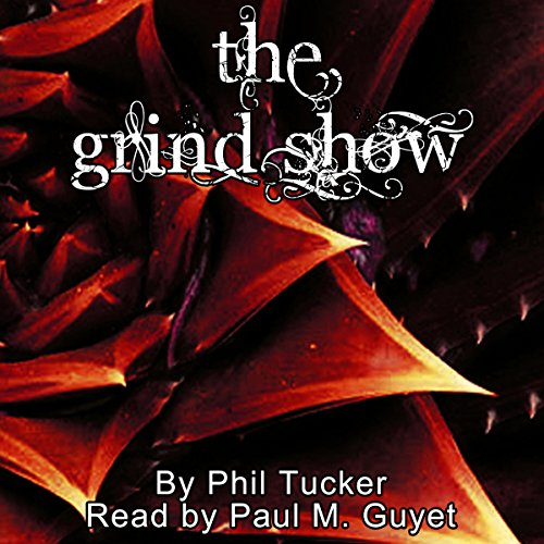 The Grind Show audiobook cover art