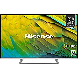 Dolby Vision HDR - delivers highlights up to 40 times brighter and blacks 10 times darker. Unibody design - seamless, design simplicity. Smooth Motion Rate 100 - smoother, more fluid picture. Wide Colour Gamut - wider range of shades on display. DTS ...