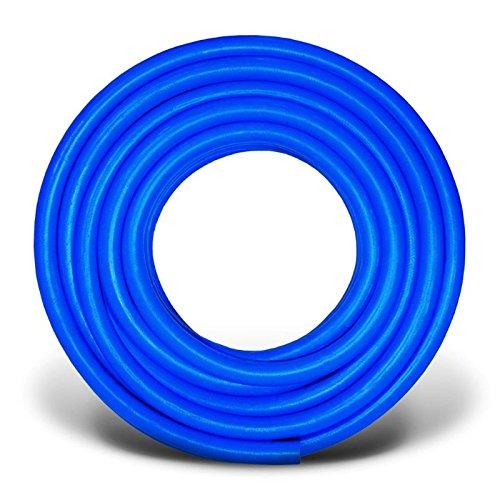 Tuyau de nettoyage THERMOCLEAN 100 - En polyéthylène - Bleu - 20 m