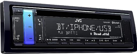 JVC KD-R890BT Compatible with Bluetooth/USB/Pandora/iHeartRadio/Spotify / 13-Band EQ (Renewed)