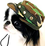 Cooler Hundehut - Cappy - Camouflage - Dogs Stars