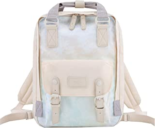 "Himawari Backpack/Waterproof Backpack 14.9"" College Vintage Travel Bag for Women,13inch Laptop for Student"