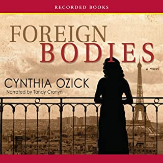 Foreign Bodies audiobook cover art
