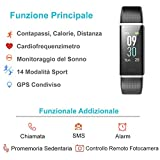 Zoom IMG-2 willful smartwatch orologio fitness uomo
