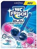 WC Frisch Kraft-Aktiv Blauspüler Blüten-Frische Paket