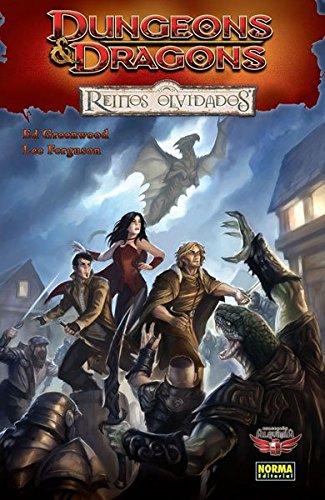 Dungeons y dragons reinos olvidados (ALQUIMIA)