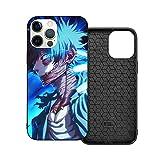 My Hero Academia Dabi Anime iPhone 12 Case Shockproof for Anime Japanese IP12mini-5.4