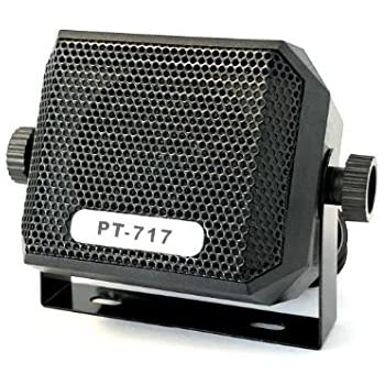 """Pro Trucker CB Radio 8 8/8"""" 8 Watt External Speaker - 8 watt / 8 Ohm  Impedance/Hardware Included"""