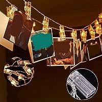 ledテープ YKBBA サンタクロースクリスマスLEDストリングライトガーランド装飾的な妖精Deocrホームホリデー照明Christmaslight11