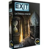 IELLO- Escape Game, EXIT le jeu 51492, Le chateau interdit