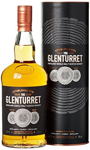 Glenturret Triple Wood mit Geschenkverpackung (1 x 0.7 l)
