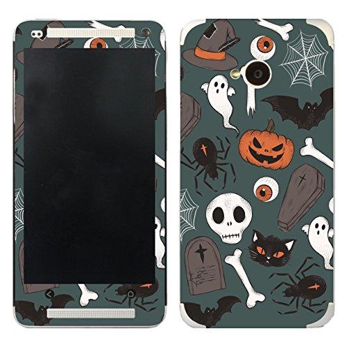 DISAGU SF 105116_ 1212Skin for HTC 801e–motif Halloween Pattern 04'