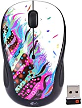 Logitech Wireless Mouse M325 (Celebration Black)