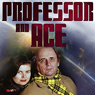 Professor & Ace: Prosperity Island audiobook cover art