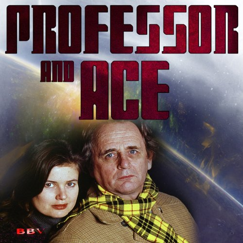 Professor & Ace: Prosperity Island audiobook cover art