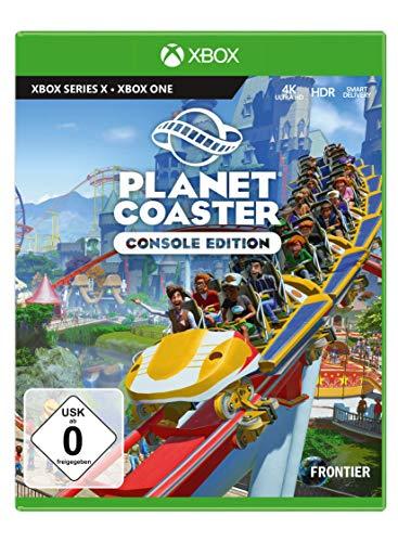 Planet Coaster Für XBOX SERIES X & XBOX ONE