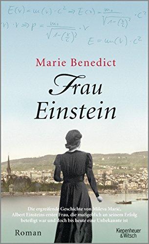 Frau Einstein: Roman