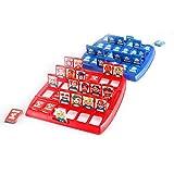 Divinez quien es es el juego de sociedad para padres e hijos, juego de sociedad para niños con valor lógico, para niños y niñas de 3 años y más, el mejor regalo de juguetes para los niños