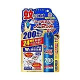 おすだけノーマット ロングスプレータイプ 200日分 無香料 41.7ml