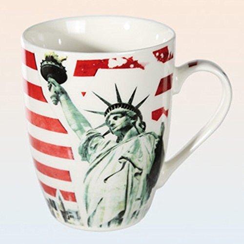 Objektkult Tasse New York Freiheitsstatue