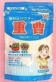 富士食糧 重曹(炭酸水素ナトリウム) 130g ×5袋