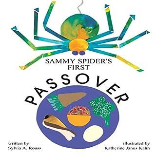 Sammy Spider's First Passover audiobook cover art