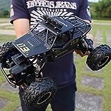 Kikioo 1:14 RTR 4x4 todo terreno controlado de radio de alta velocidad Pies grande Monster Truck RC ...