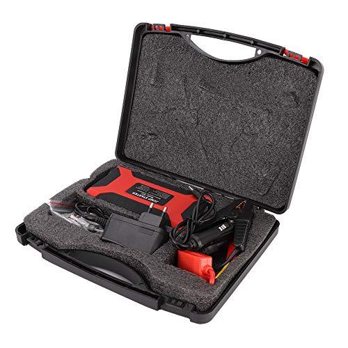 EBTOOLS Car Jump Starter Power Bank, Car Auto Emergency Start Power Fuente de alimentación Batería portátil 20000mAh 110-240V(EU)