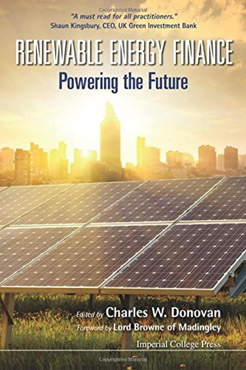 孤児壁紙管理者Renewable Energy Finance: Powering the Future
