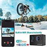 Zoom IMG-1 gookam 4k action cam 20mp