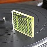 woyada Protractor VTA - Cartucho de fonógrafo para tocadiscos de vinilo para alinear la pantalla táctil, herramienta de ajuste para la mayoría de las ocasiones