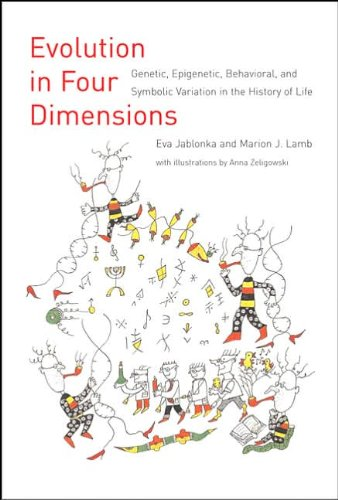 Evolution in Four Dimensions (text only) by E. Jablonka,M. J. Lamb