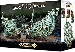 Games Workshop Warhammer Age of Sigmar Etheric Vortex Gloomtide Shipwreck Miniatures